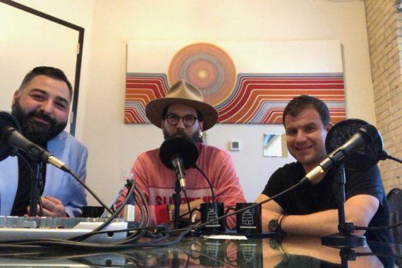 UrbanizeTHIS Cannabis Podcast Ara Mamourian Matt Slutsky