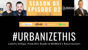 Urbanizethis podcast Matthew Slutsky and Ara Mamourian