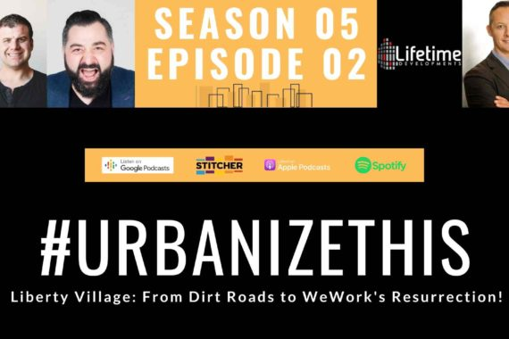 Urbanizethis podcast Matthew Slutsky and Ara Mamourian