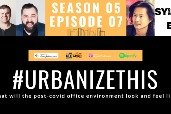 urbanizethis matthew slutsky and ara mamourian podcast